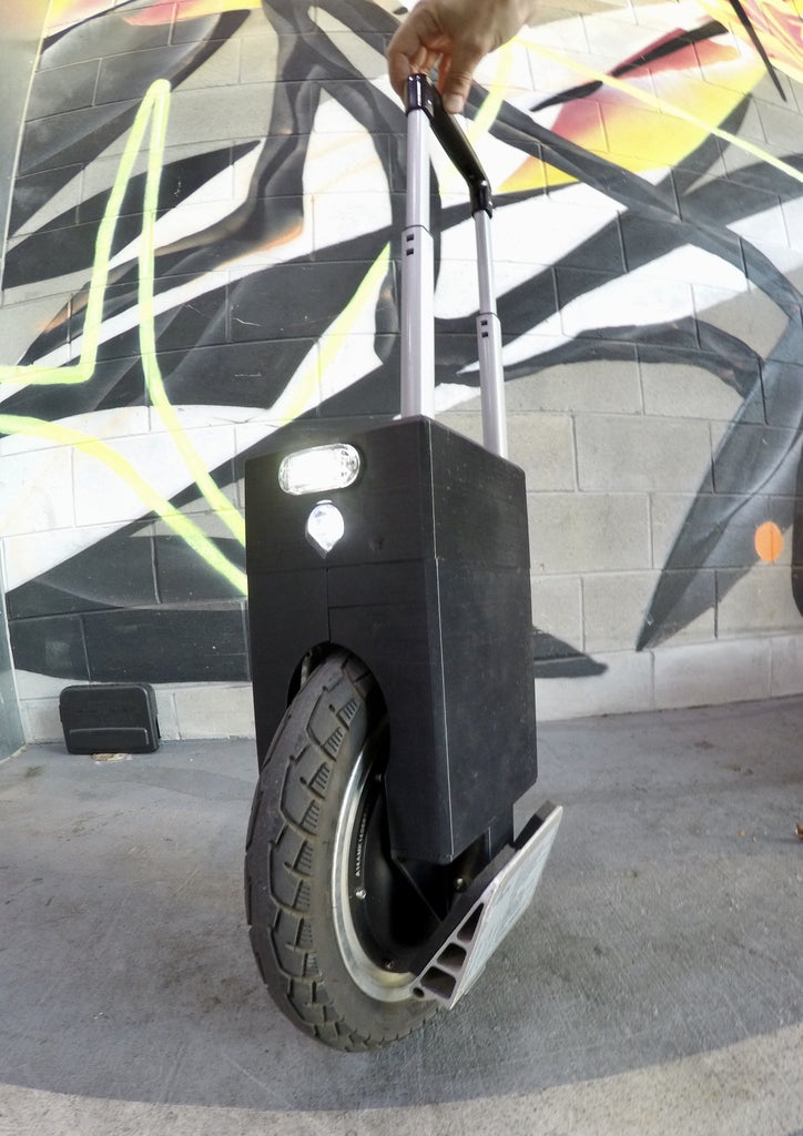 Electric Unicycle Upgrade