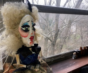 Upcycled Puppet