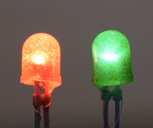 Glowing LED Gummy Candy