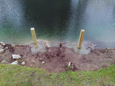 Installing the Posts
