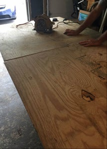 Cut Your Plywood.