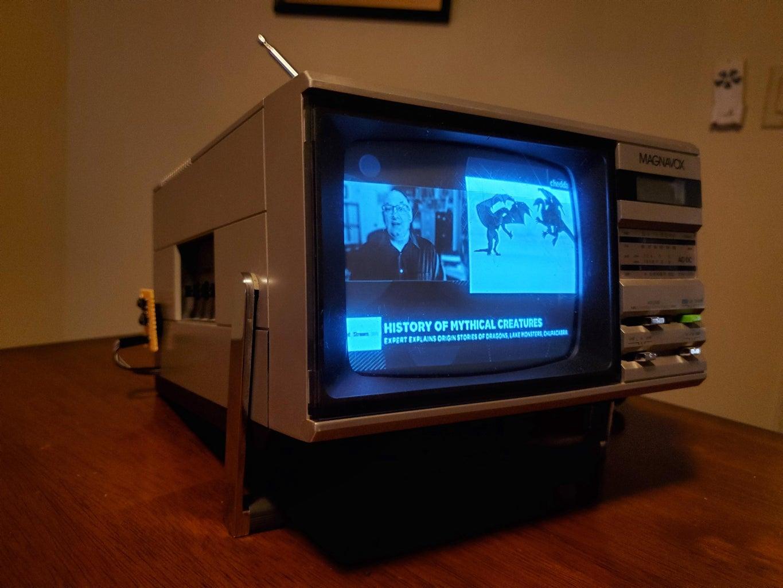 Enjoy Your Vintage IPTV