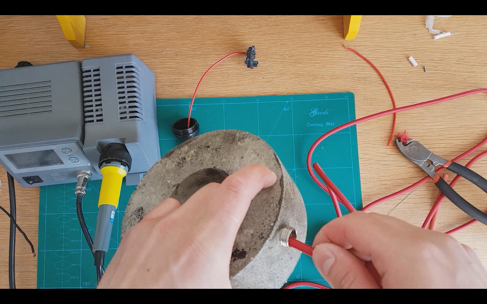 Assambley of Electrical Components