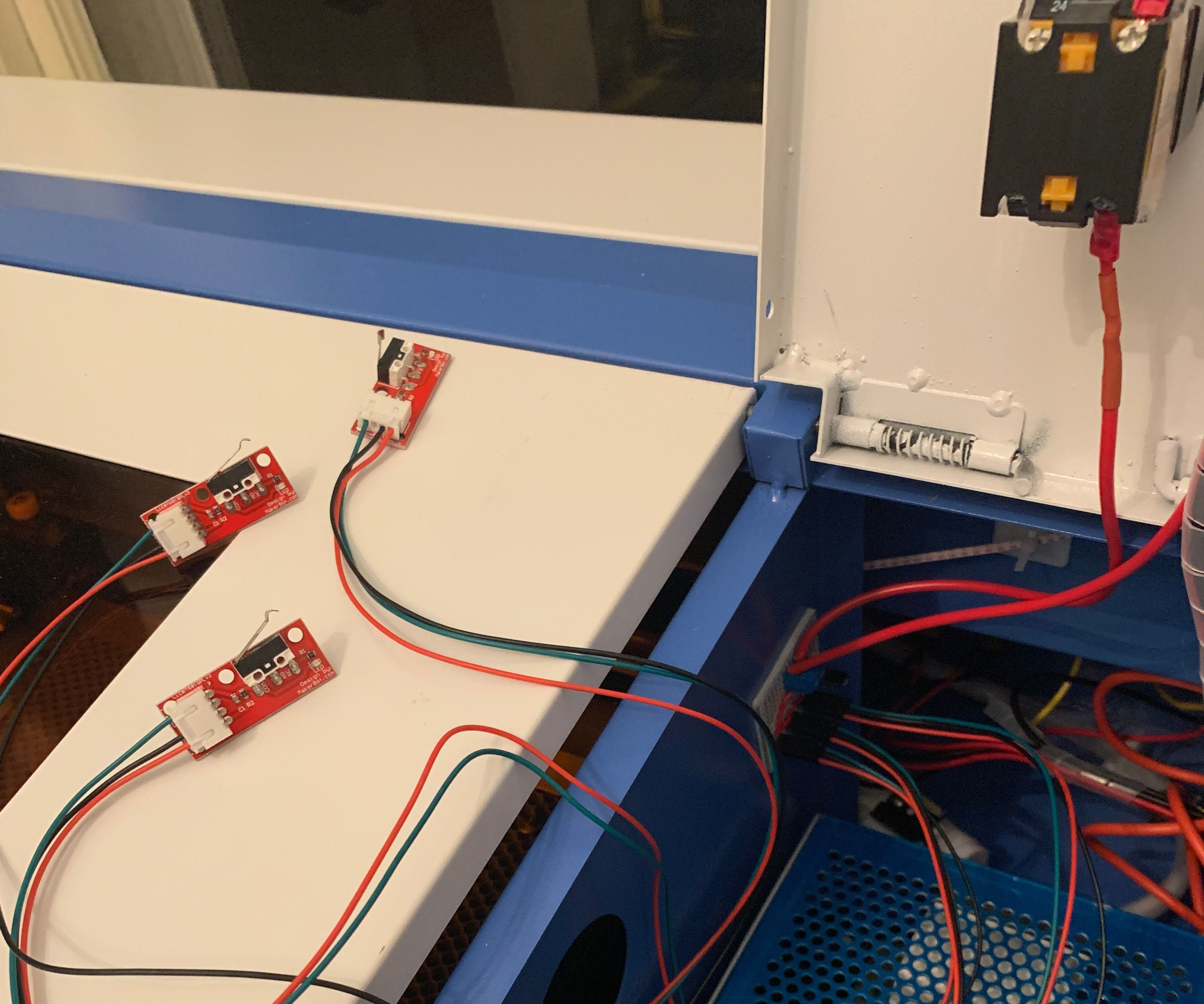 How to Make Interlock Safety Switches for K40 Laser Cutter