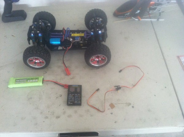 How to Program a Brushless Rc Car