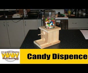 Lolly Candy Dispenser