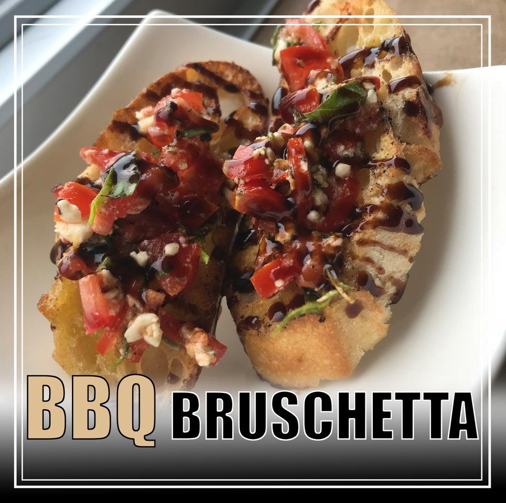 BBQ Bruschetta