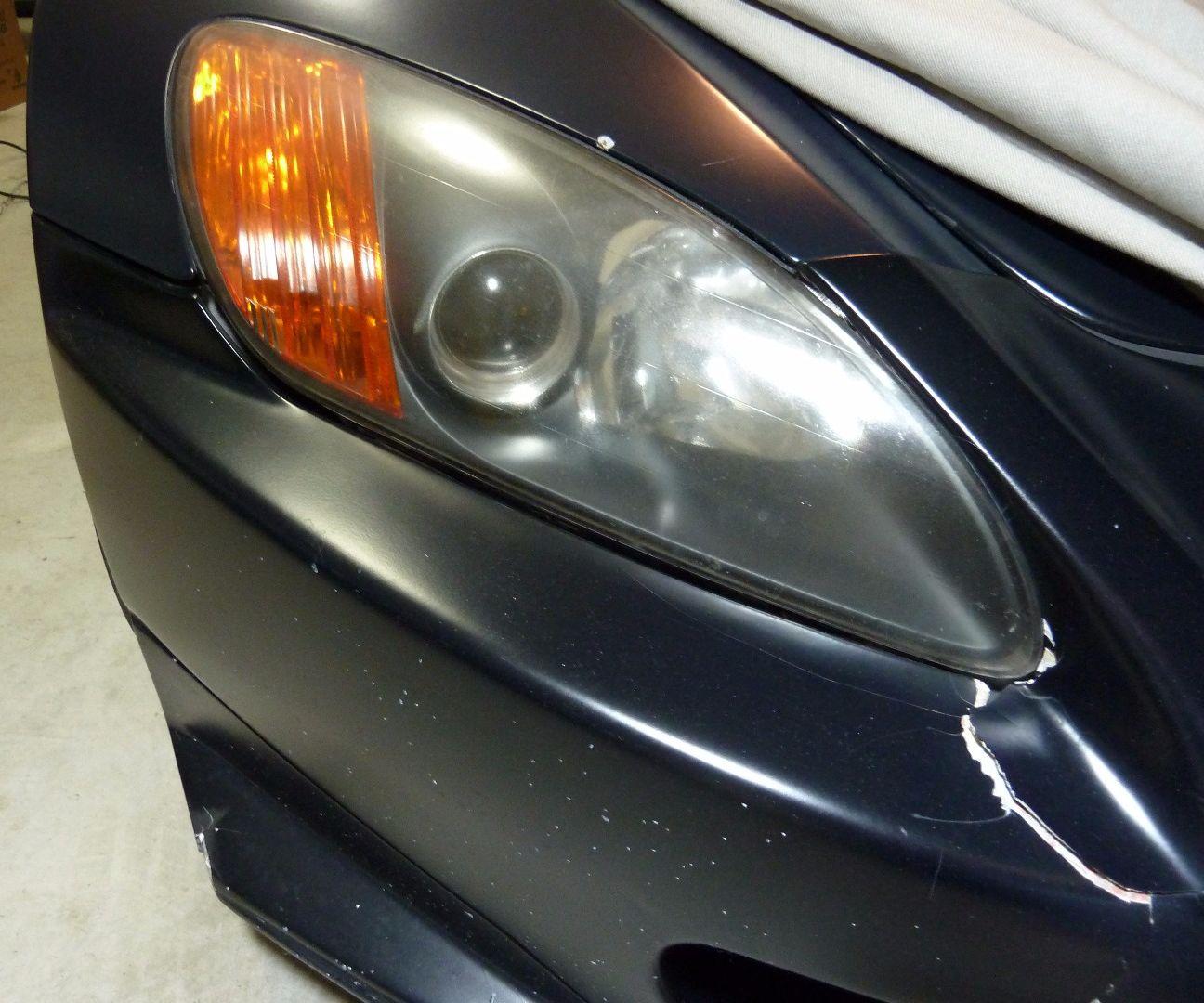 Fix Foggy Headlights