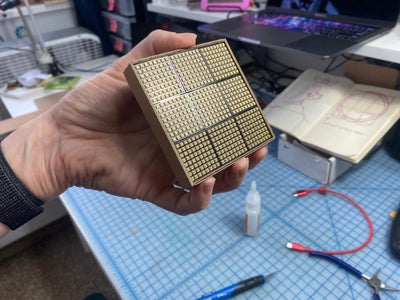 Create the Project Enclosure