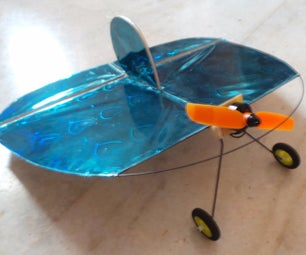 Anything Can Fly!!!( a Simple RC Kite!)