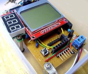 Switchable Dual-Voltage (3.3v/5v) Hacduino