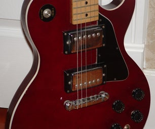 How to Make Your Old Guitar Look Brand-new