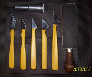DIY Heavy Duty Craft Knives/Scalpels/Exactos/Woodworking   Knifes/Carving Tools/ETC