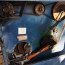 Masters A-50 Pitching Machine Restoration