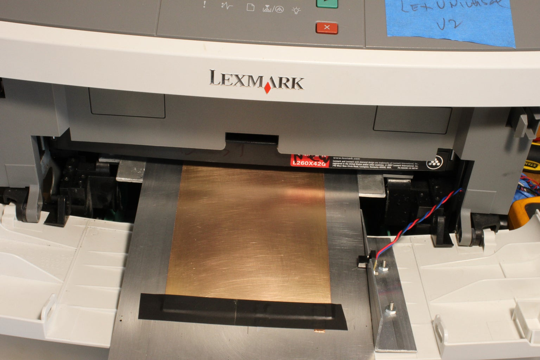 Using the Printer