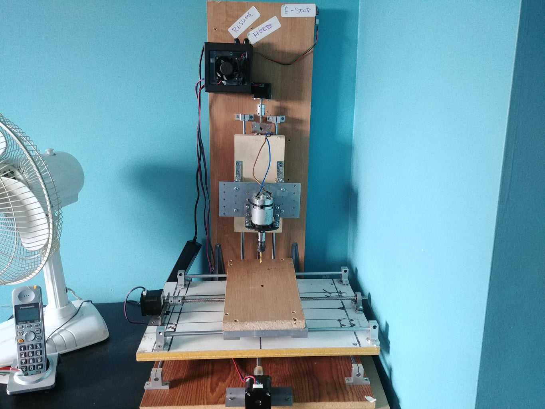 DIY Arduino CNC