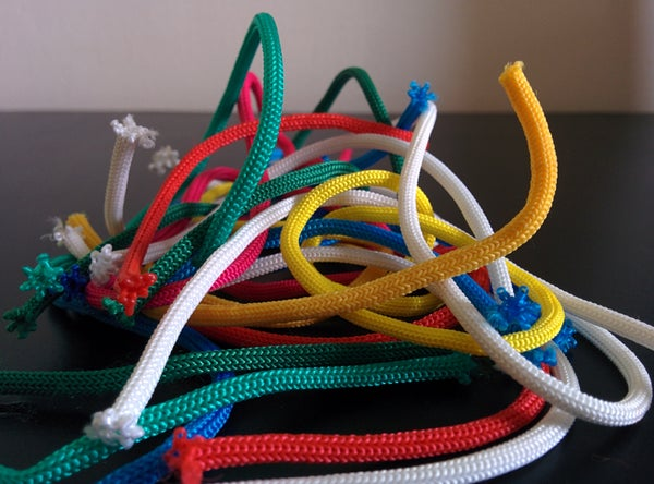 How to Reuse Paracord Scraps