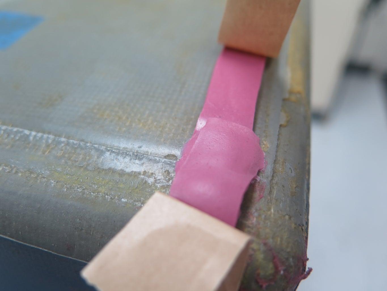 Leading Edge Layup - Sealant Tape
