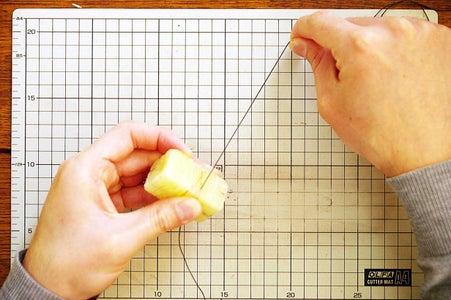 Make a Wax Cord