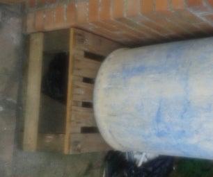 Raised Water Tank