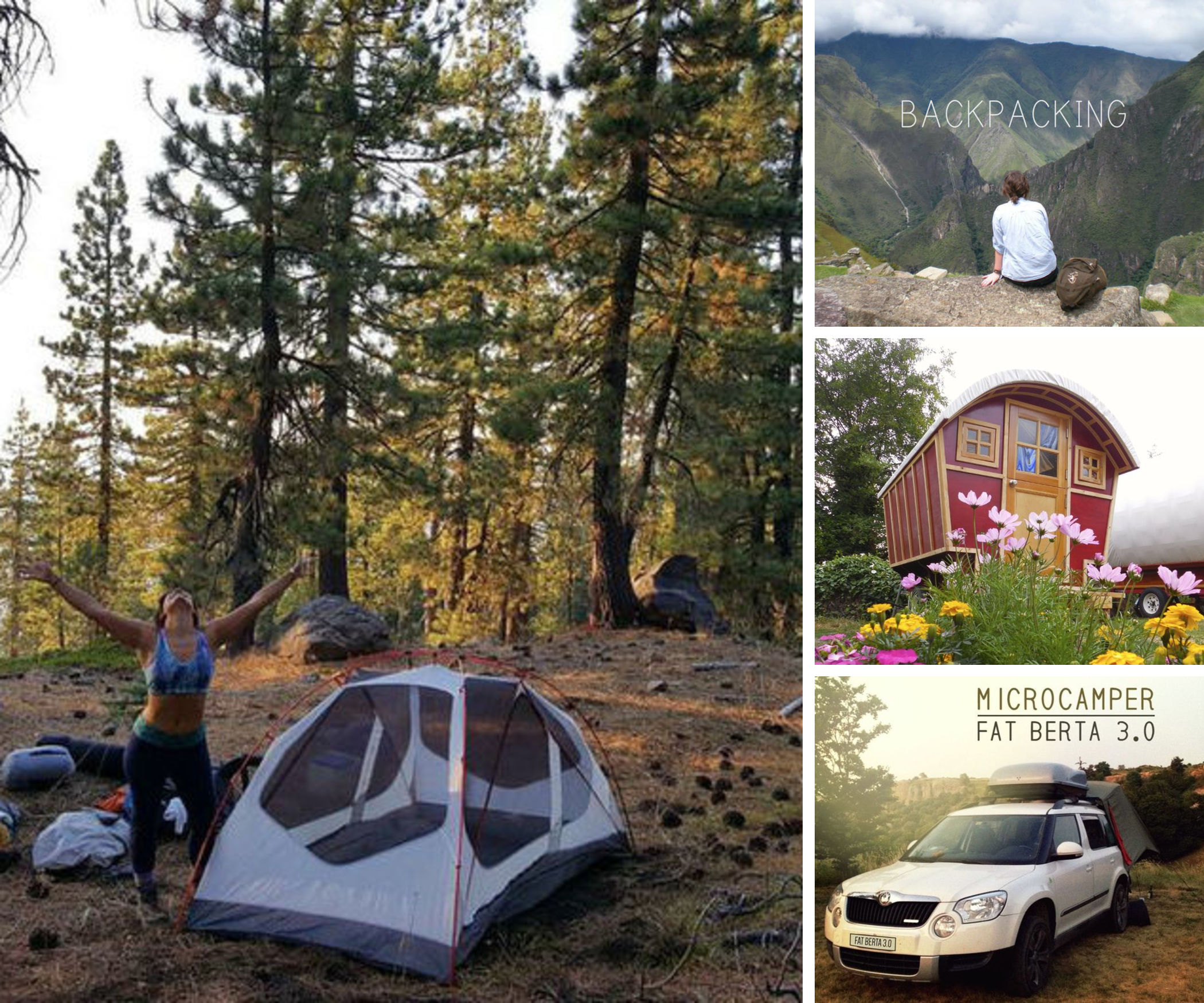 13 Projects to Help You Escape to Nature