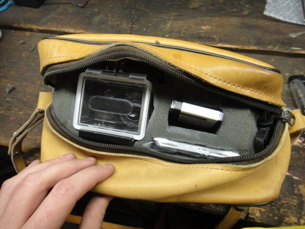 Custom Camera Bag - Complete GoPro Kit