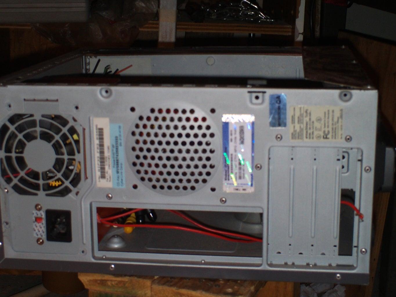 Speaker Wire Management
