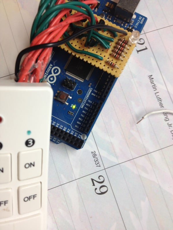 Arduino Controlled Lights
