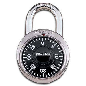 How to Crack a Masterlock Padlock Combination in 100 Tries or Less!