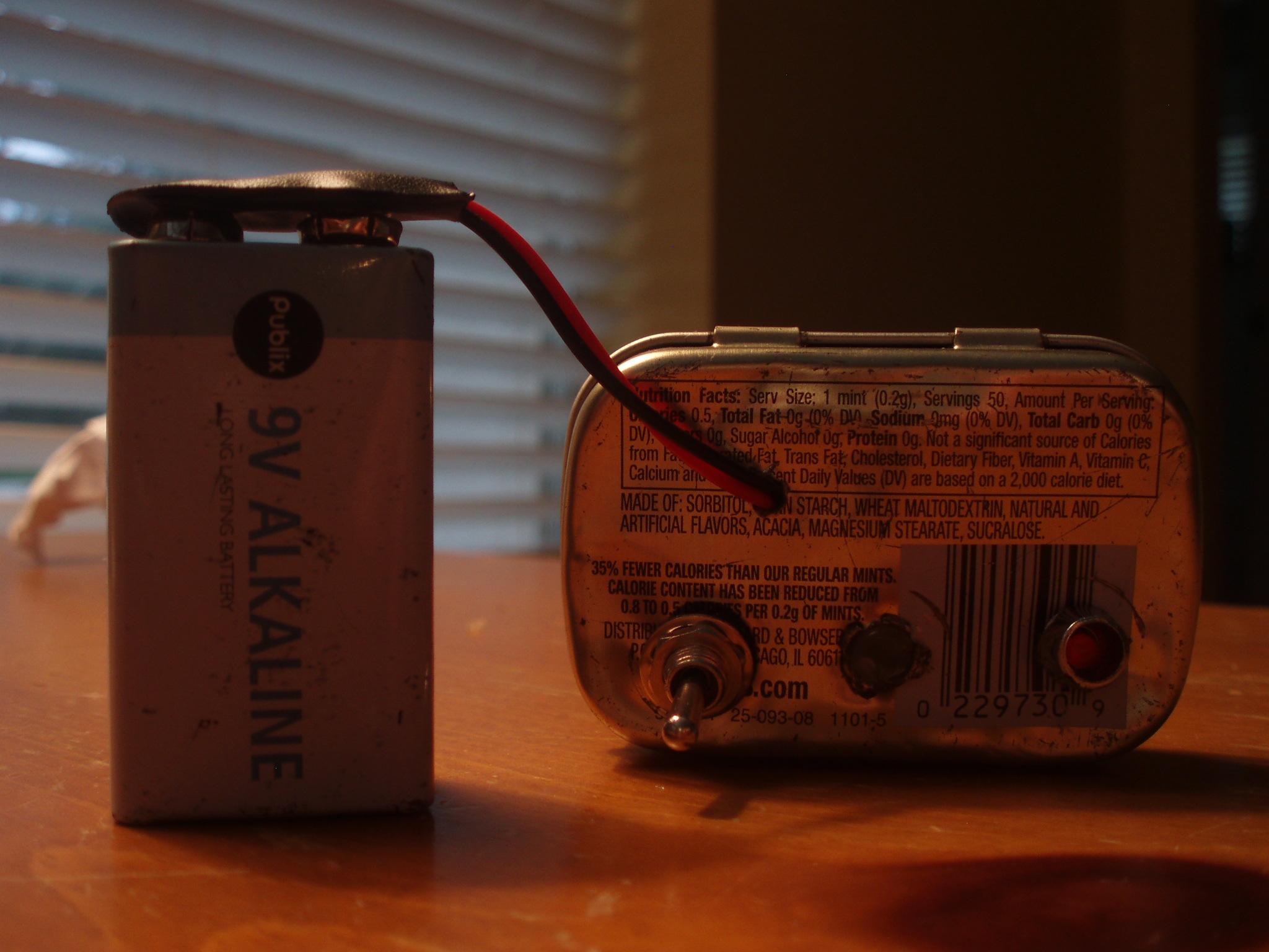 DIY 555 Timer Blinky Toy!