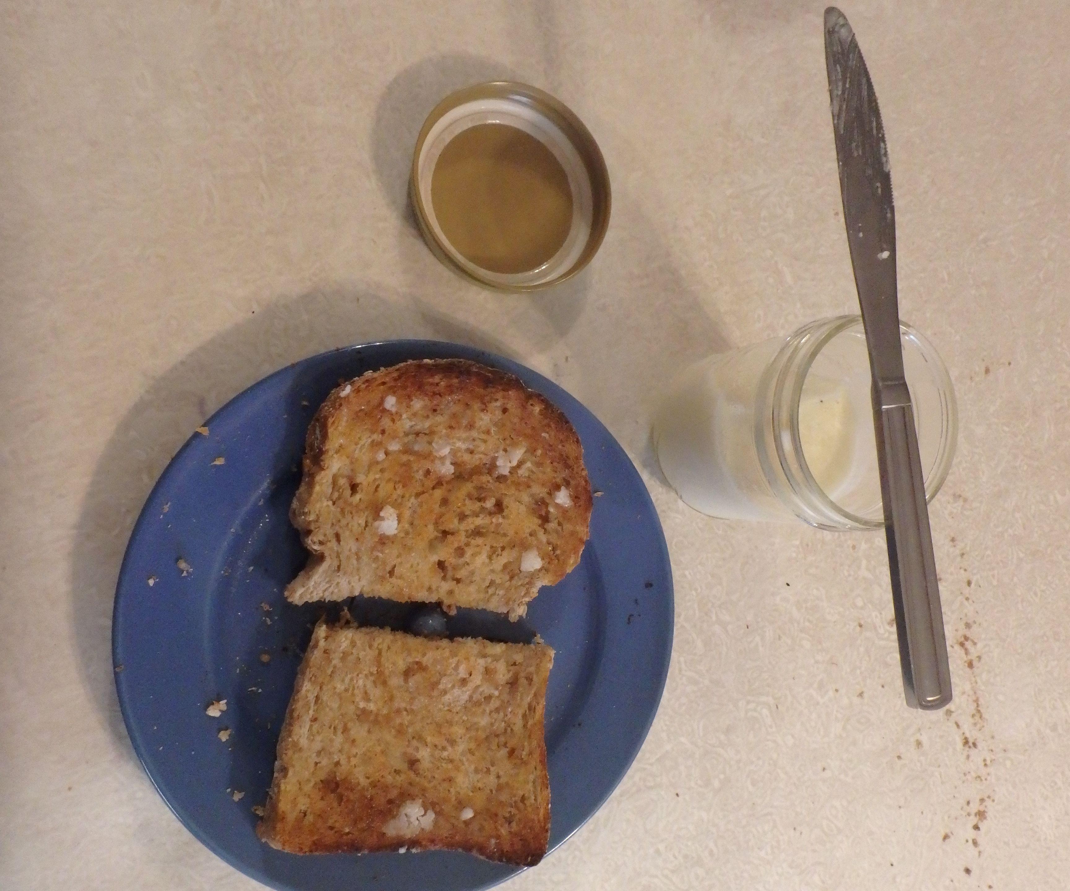 Vegan Aquafaba ''not-butter''