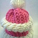 Peppermint Puff Hat