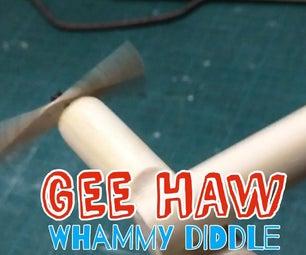 Gee-haw打击骗取