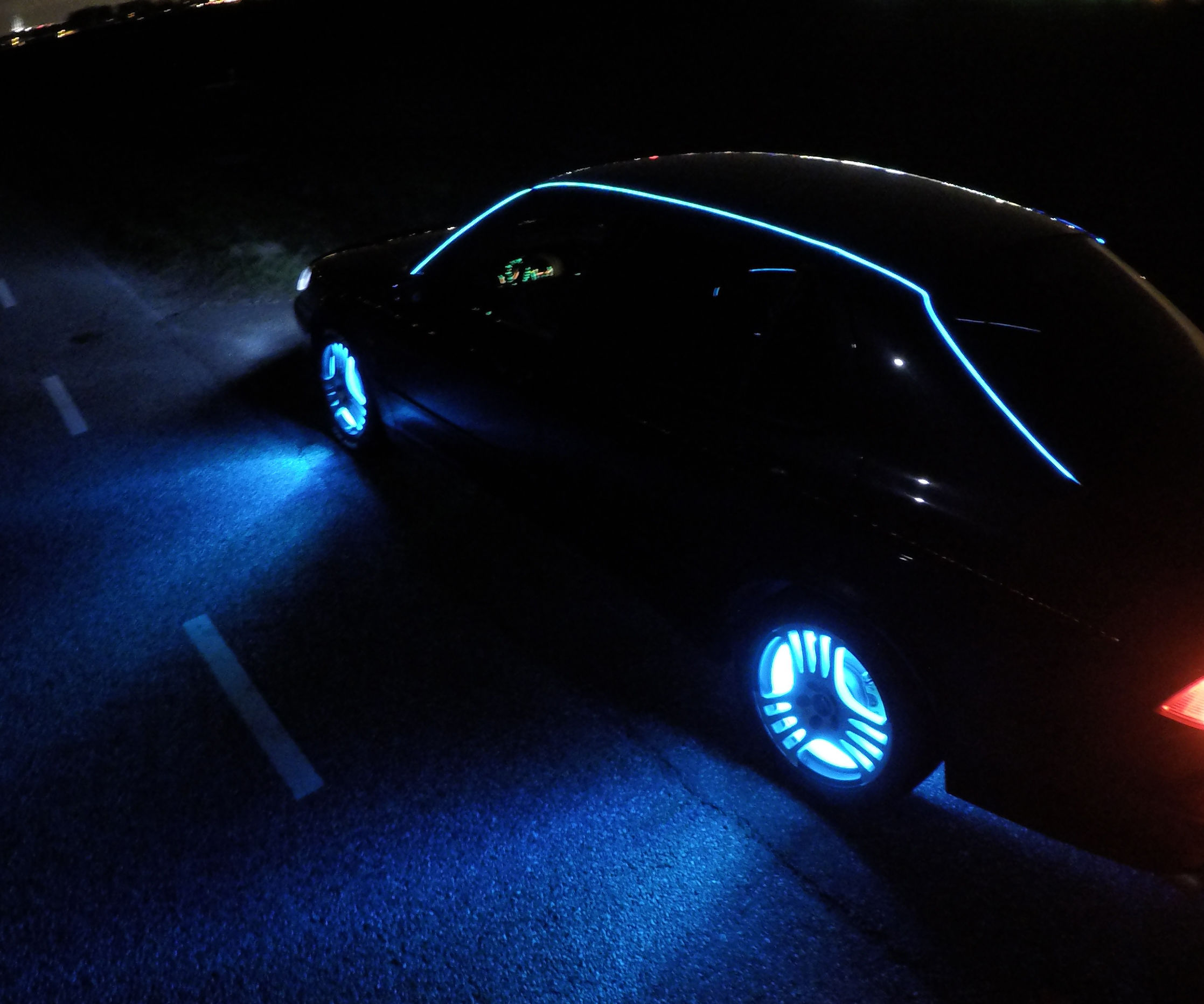 Tron Up Your Car