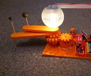 Exoplanet Transit Demo Apparatus
