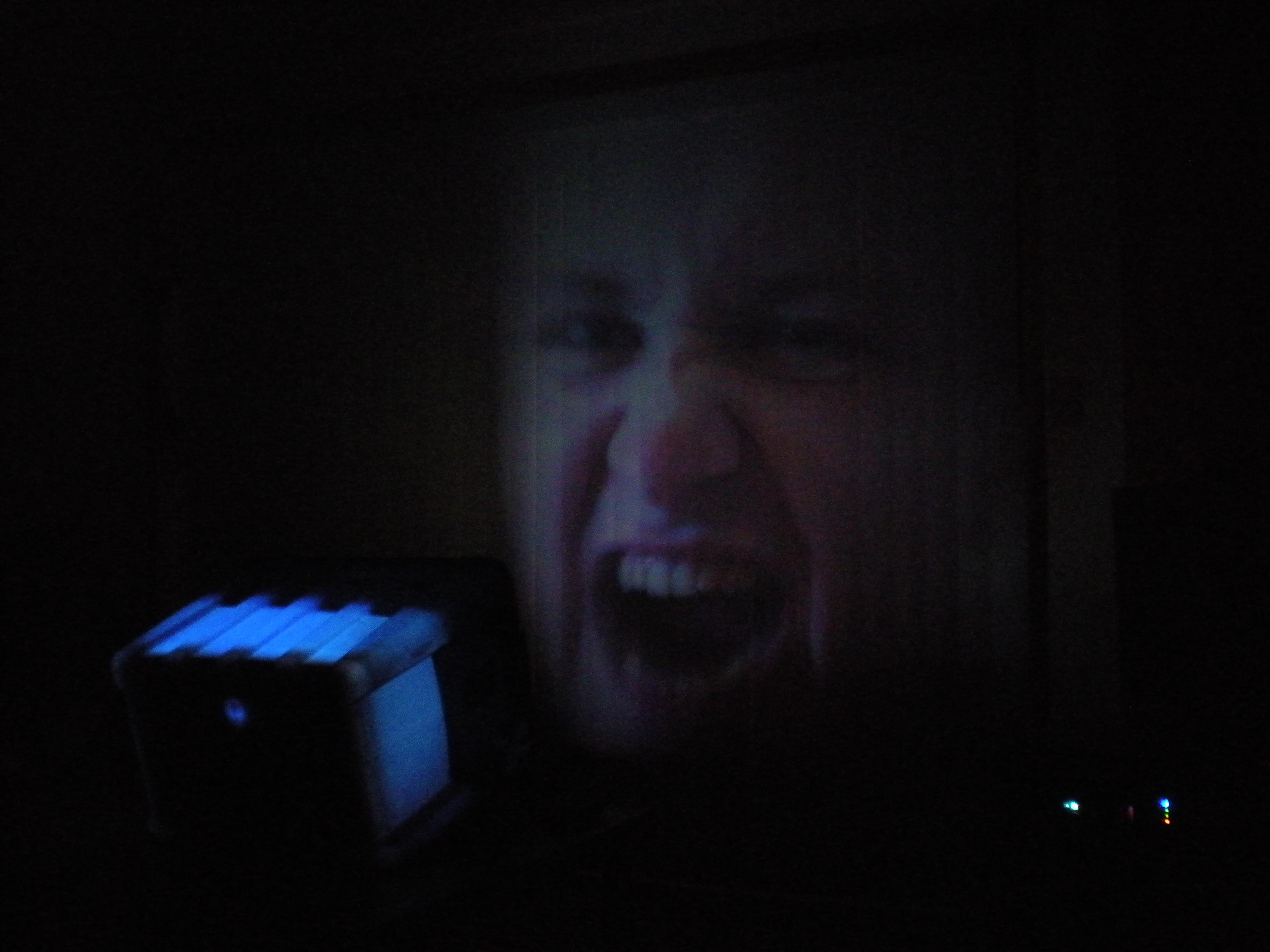 Laptop Projector