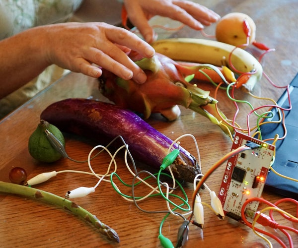Fruit and Vegetable Piano
