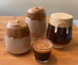 How to Make Cream Coffee