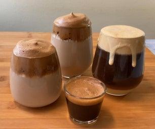 如何做奶油咖啡