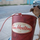 Dog Training Devices from a Paper Coffee Cup