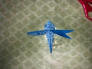 Fold Wings Down
