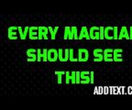 How to improve your magic tricks