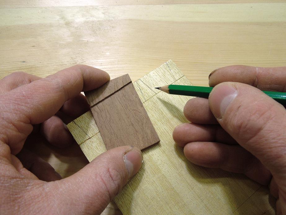 Make a Dovetail Marker
