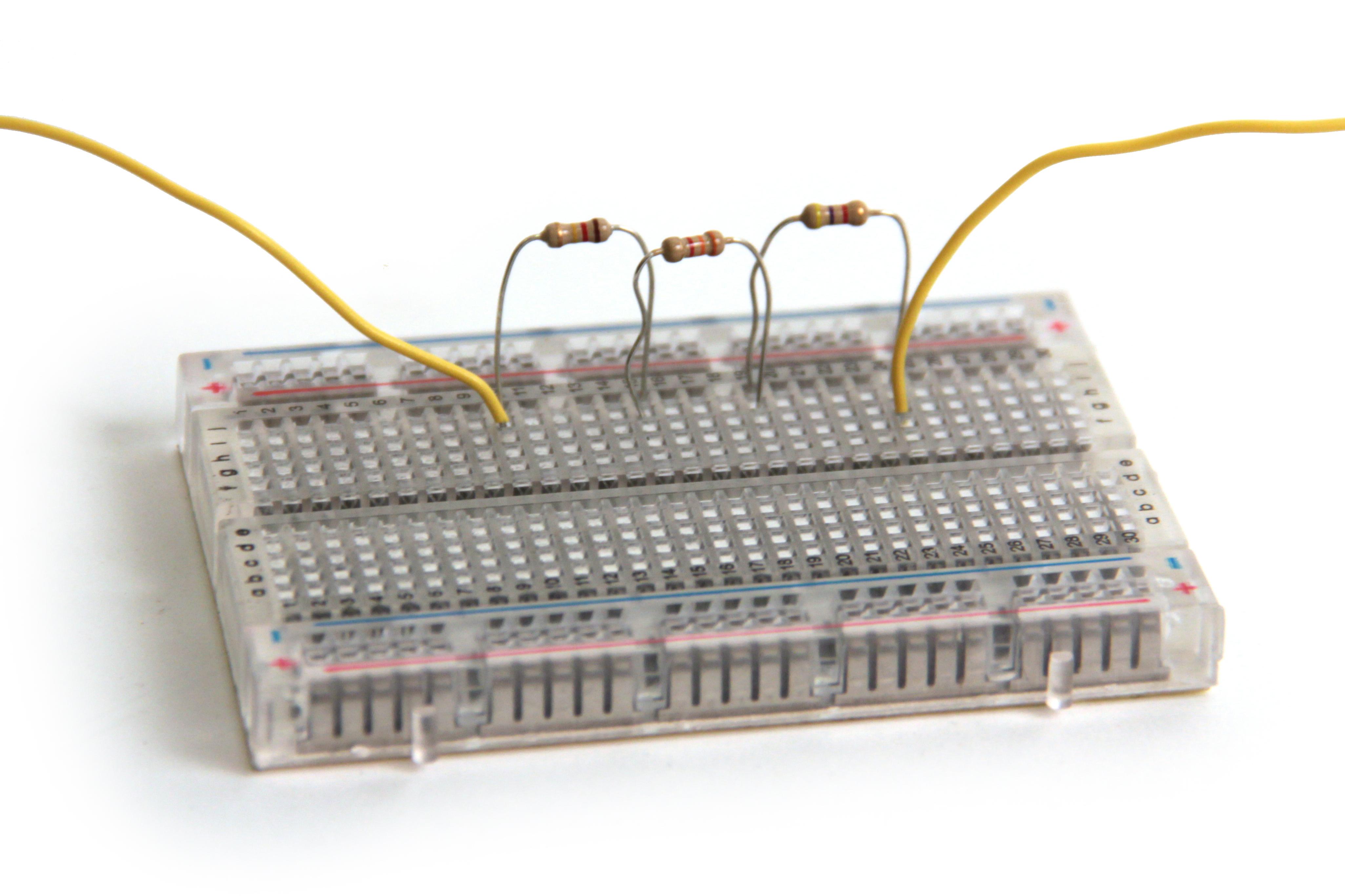 Custom Resistor Values