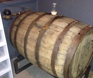 Barrel Rack!