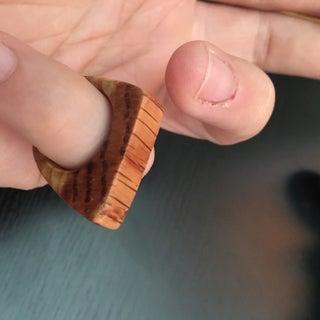 Reclaimed Pallet Ring