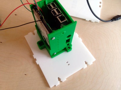 Connect Fan and Power-wake Switch Wires to the Raspberry Pi's GPIO Header