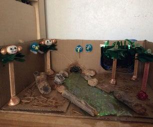 Jungle Diorama