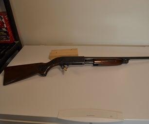 Refinishing a Gun Stock