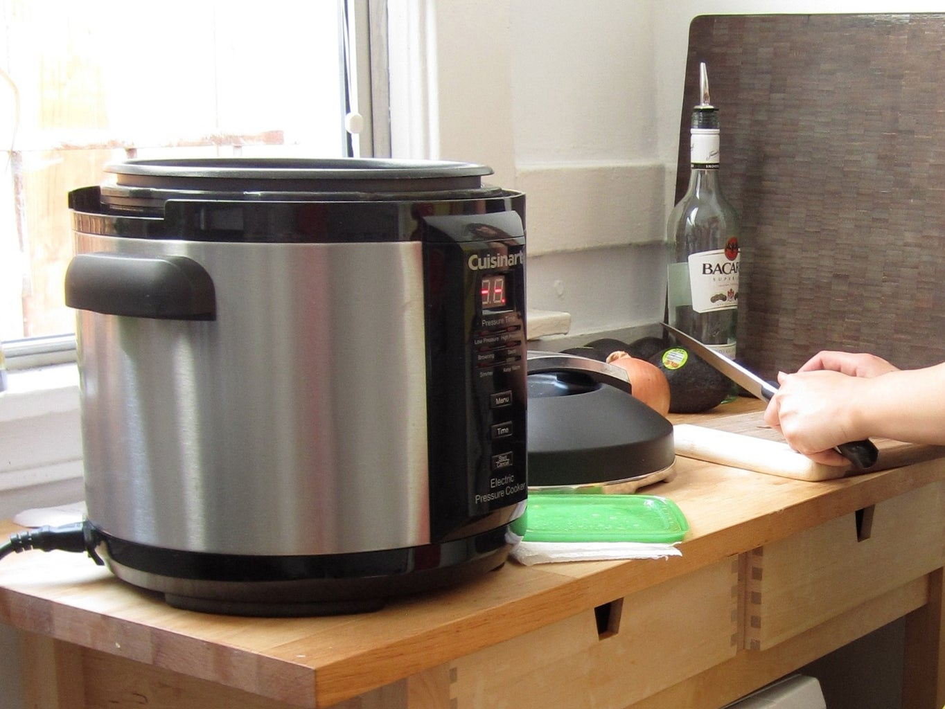 How to Cook in an Electric Pressure Cooker